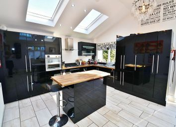 Thumbnail 4 bed detached house for sale in Clarendon Road, Eccles, Manchester
