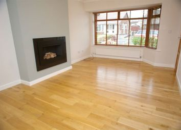 Thumbnail 3 bedroom property to rent in Chetwyn Avenue, Bromley Cross, Bolton