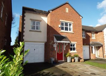 Thumbnail 5 bed detached house for sale in Anchor Fields, Eccleston, Chorley, Lancashire