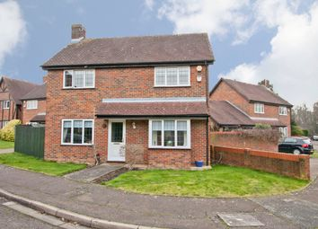 Thumbnail 3 bed detached house for sale in Deerings Drive, Eastcote, Pinner