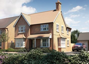 """Thumbnail 4 bedroom detached house for sale in """" Astley """" at St. Peters Road, Kineton, Warwick"""