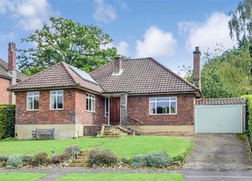 Thumbnail 3 bed detached bungalow for sale in Stagbury Avenue, Chipstead, Coulsdon, Surrey