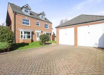 Thumbnail 5 bed detached house for sale in Woodlands View, Lytham St. Annes, Lancashire, England