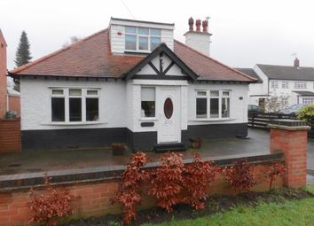 Thumbnail 4 bed bungalow for sale in Loughborough Road, Bradmore, Nottingham, Nottinghamshire