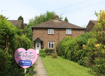 Thumbnail 3 bedroom semi-detached house for sale in Alma Lane, Farnham