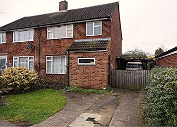 Thumbnail 3 bed semi-detached house for sale in Brandreth Avenue, Dunstable
