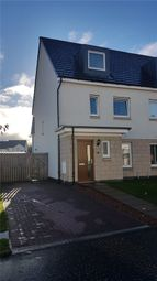 Thumbnail 3 bed semi-detached house for sale in Springbank Gardens, Glasgow, Lanarkshire