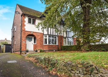 Thumbnail 3 bed semi-detached house for sale in Chaddesden Lane, Chaddesden, Derby
