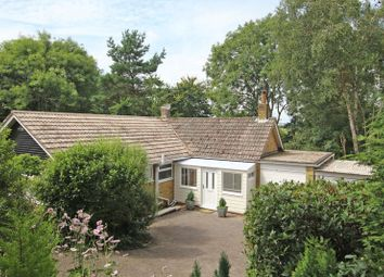 Thumbnail 3 bed detached bungalow for sale in Herbert Road, Woodfalls, Salisbury