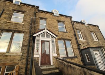 Thumbnail 5 bed terraced house for sale in Heath View Street, Halifax, West Yorkshire