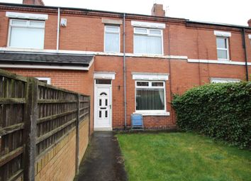 Thumbnail 3 bed terraced house for sale in Council Road, Ashington