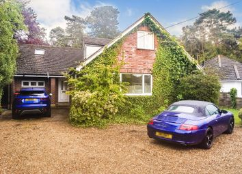 Thumbnail 5 bed detached house for sale in Paget Close, Wimborne
