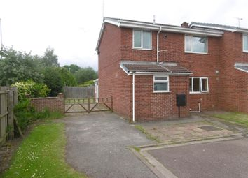 Thumbnail 4 bed end terrace house for sale in James Street, Burton-On-Trent