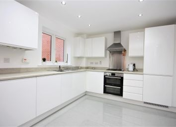 Thumbnail 4 bed detached house for sale in Rennocks Place, Thringstone, Coalville
