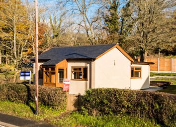 Thumbnail 2 bed bungalow for sale in Crossgates, Llandrindod Wells