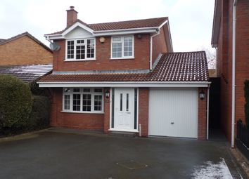 Thumbnail 3 bed detached house to rent in Shelley Drive, Four Oaks, Sutton Coldfield