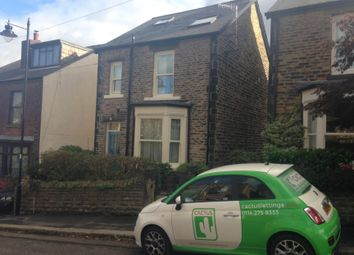 Thumbnail 4 bed detached house to rent in Edge Hill Road, Nether Edge, Sheffield