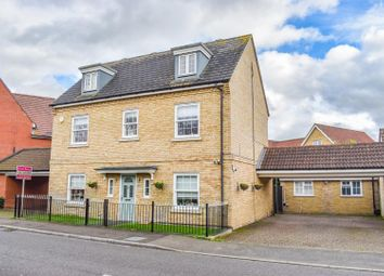6 bed detached house for sale in Baynard Avenue, Flitch Green, Dunmow CM6