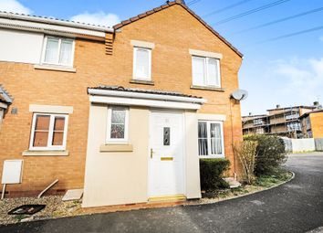 Thumbnail 3 bed semi-detached house for sale in Woodsman Road, Swindon