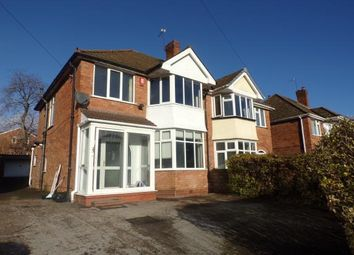 Thumbnail 3 bed semi-detached house for sale in Pickwick Grove, Moseley, Birmingham, West Midlands