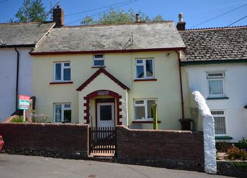 Thumbnail 2 bedroom terraced house for sale in Lapford, Crediton