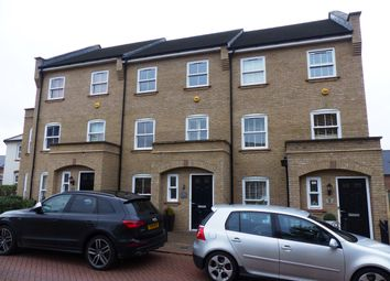 Thumbnail 4 bed town house for sale in Buckland Terrace, Sherfield-On-Loddon, Hook