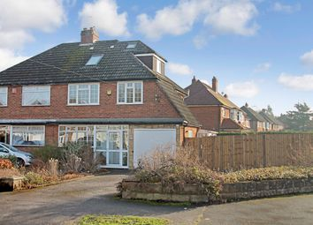 Thumbnail 4 bed semi-detached house for sale in Rowden Drive, Solihull