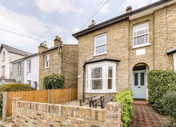 Thumbnail 3 bed terraced house to rent in Alfred Road, Kingston Upon Thames