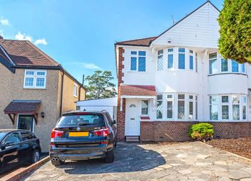 Thumbnail 3 bed semi-detached house for sale in Kirby Close, Epsom