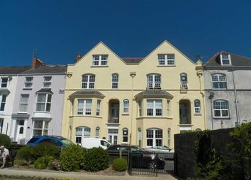 Thumbnail 2 bed flat for sale in Barrington House, Southcliff Gardens, Tenby