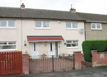 Thumbnail 3 bed terraced house for sale in Selkirk Street, Wishaw