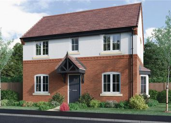"""Thumbnail 3 bedroom detached house for sale in """"Newland"""" at Burton Road, Streethay, Lichfield"""