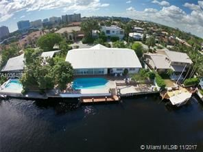 Thumbnail 4 bed property for sale in 2815 Ne 36th St, Fort Lauderdale, Fl, 33308