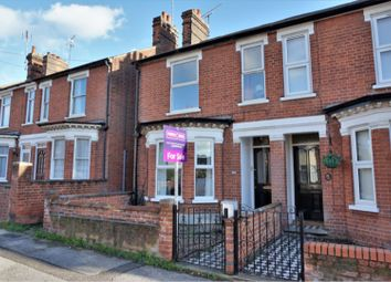 Thumbnail 3 bed semi-detached house for sale in Sherrington Road, Ipswich