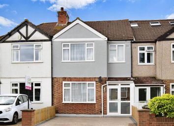 Thumbnail 3 bed terraced house for sale in Dale Park Avenue, Carshalton, Surrey