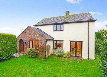 Thumbnail 4 bed detached house for sale in School Lane, Winfrith Newburgh