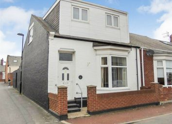 Thumbnail 4 bed end terrace house for sale in Kingston Terrace, Sunderland, Tyne And Wear