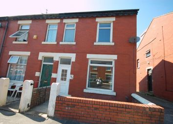 Thumbnail 2 bed end terrace house to rent in Cunliffe Road, Blackpool