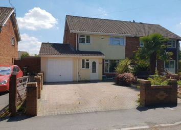 Thumbnail 3 bed semi-detached house to rent in Kennard Road, Kingswood, Bristol