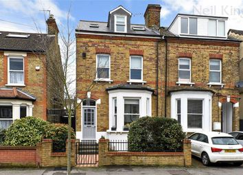 Thumbnail 4 bed semi-detached house for sale in Stanley Road, South Woodford, London