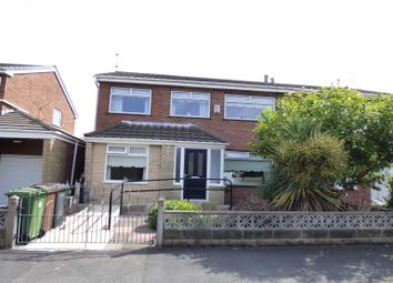 Thumbnail 5 bed semi-detached house for sale in Oakham Drive, Liverpool