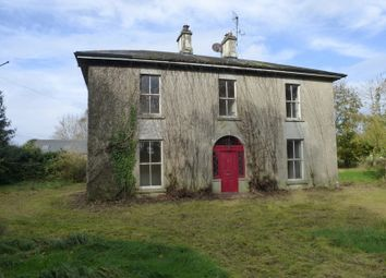 Thumbnail 4 bed country house for sale in The Old Rectory, Woodsgift, Urlingford, Kilkenny