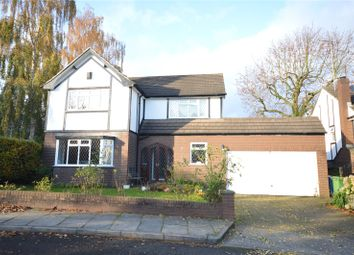Thumbnail 4 bed detached house for sale in Acrefield Park, Woolton, Liverpool