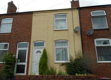 Thumbnail 2 bed terraced house for sale in Millfield Road, Ilkeston, Ilkeston