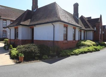 Thumbnail 2 bed flat for sale in Undercliff Road East, Felixstowe