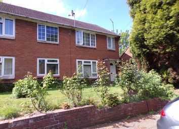 Thumbnail 2 bed maisonette for sale in Ely Place, Alumwell, Walsall