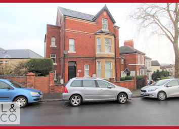 Thumbnail 1 bed flat for sale in Westbourne House, Clyffard Crescent, Newport