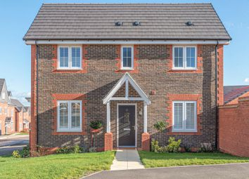 Thumbnail 3 bed detached house to rent in Mercian Road, Thame