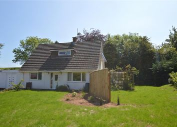 Thumbnail 4 bed link-detached house for sale in Godolphin Close, Newton St. Cyres, Exeter, Devon