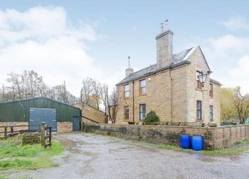 Thumbnail 4 bedroom detached house for sale in Melandra, Glossop, High Peak, Derbyshire